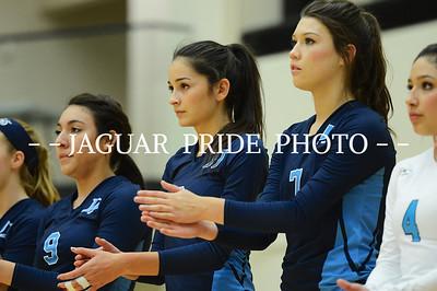 Johnson Volleyball - October 23, 2013 - Varsity vs Reagan JPP01