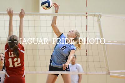 Johnson Volleyball - October 1, 2013 - JV vs Lee JPP01