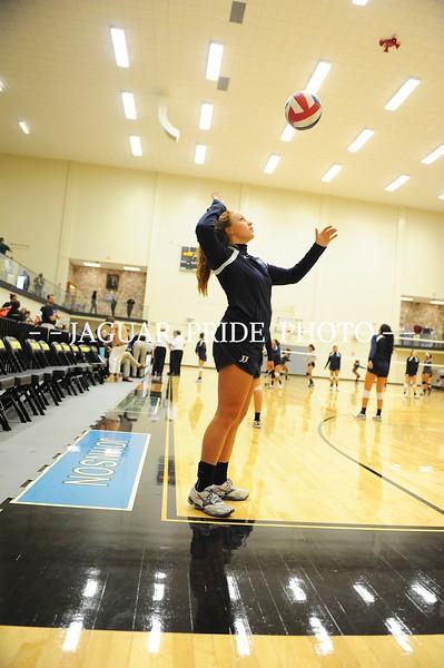 Johnson Volleyball - August 26, 2014 - Varsity vs Judson