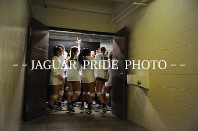 Johnson Volleyball - November 11, 2014 - Varsity vs Churchill Playoff