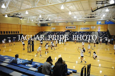 Johnson Volleyball - November 5, 2014 - Varsity vs New Braunfels Playoff