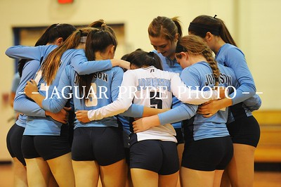 Johnson Volleyball - October 7, 2014 - Freshman A vs Lee