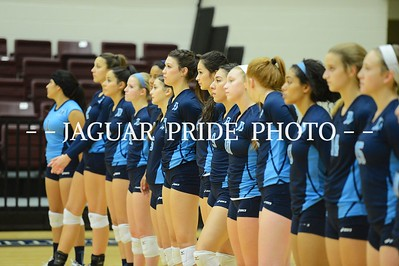 Johnson Volleyball - September 26, 2014 - Varsity vs Madison