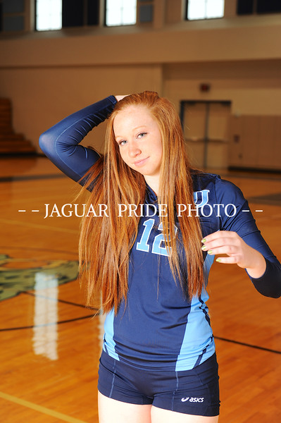 Johnson Volleyball - August 8, 2014 - Freshman, JV and Varsity Team Photo Day