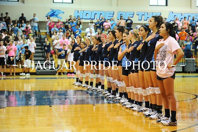 Johnson Volleyball Varsity - September 9, 2014 - Varsity vs SVHS