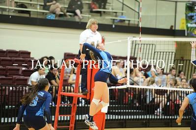 October 21, 2014 - Johnson Volleyball - Varsity vs Madison