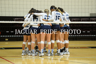 Johnson Volleyball - August 22, 2015 - Varsity vs Brandeis NEISD Tournament