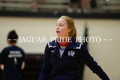 Johnson Volleyball - August 22, 2015 - Varsity vs Brennan NEISD Tournament Championship