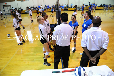 Johnson Volleyball - September 1, 2015 - Freshman A vs New Braunfels