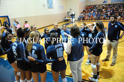 Johnson Volleyball - September 1, 2015 - Varsity vs New Braunfels