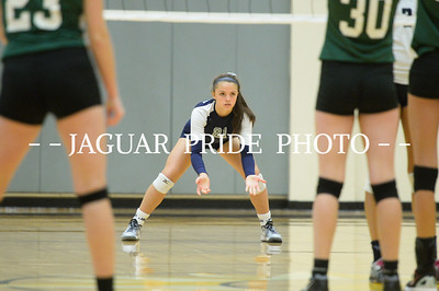 Johnson Volleyball - September 16, 2015 - Freshman A vs Reagan