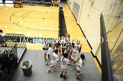Johnson Volleyball - September 16, 2015 - JV vs Reagan