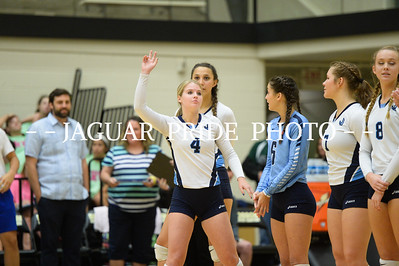 Johnson Volleyball - September 16, 2015 - Varsity vs Reagan