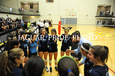 Johnson Volleyball - September 30, 2015 - JV vs Churchill
