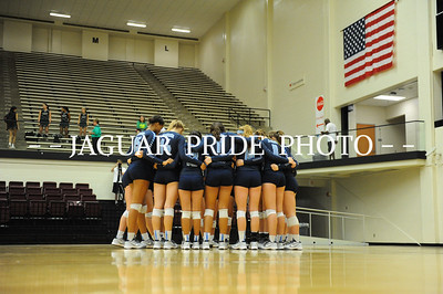 Johnson Volleyball - October 9, 2015 - Varsity vs Reagan
