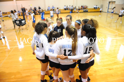 Johnson Volleyball - October 28, 2015 - Freshman A vs Mac