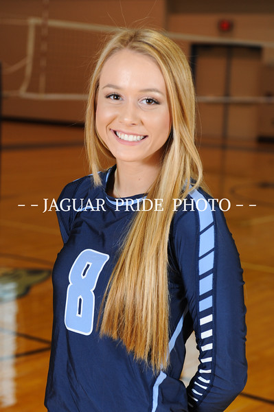 Johnson Volleyball - August 4, 2016 - Varsity, JV and Freshman Team Photo Day