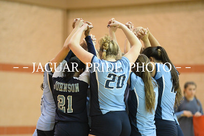 Johnson Volleyball - October 25, 2016 - Freshman A vs Madison