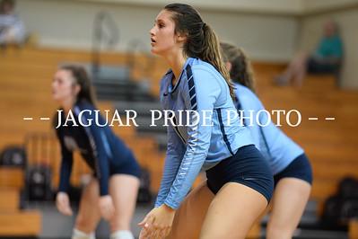 Johnson Volleyball - August 7, 2017 - JV vs Clark