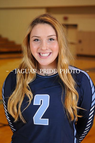 Johnson Volleyball - August 8, 2017 - Varsity, JV and Freshman Team Photo Day