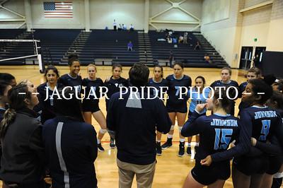 Johnson Volleyball - August 25, 2017 - Varsity vs Churchill