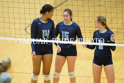 Johnson Volleyball - September 20, 2017 - Varsity vs Lee