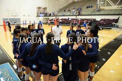 Johnson Volleyball - October 6, 2017 - Varsity vs MacArthur
