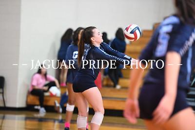 Johnson Volleyball - October 26, 2017 - JV vs Madison