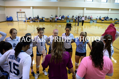 Johnson Volleyball - October 26, 2017 - Freshman A vs Madison