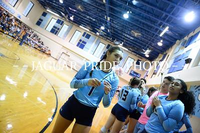 Johnson Volleyball - October 26, 2017 - Varsity vs Madison
