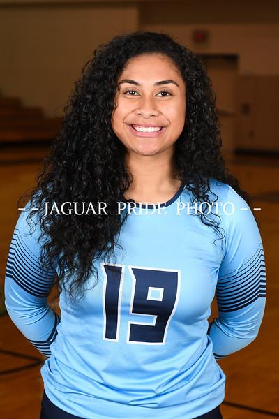 Johnson Volleyball - August 15, 2018 - Varsity JV and Freshman Team Photo Day