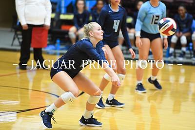 Johnson Volleyball - September 4, 2018 - Varsity vs Canyon