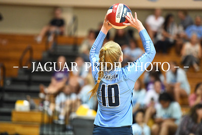 Johnson Volleyball - September 19, 2018 - JV vs South San