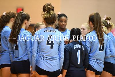 Johnson Volleyball - October 5, 2018 - JV vs LEE