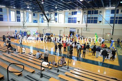 Johnson Volleyball - November 14, 2018 - NLI Signing Day RACHEL MORSE, ADRIANA PEREIRA
