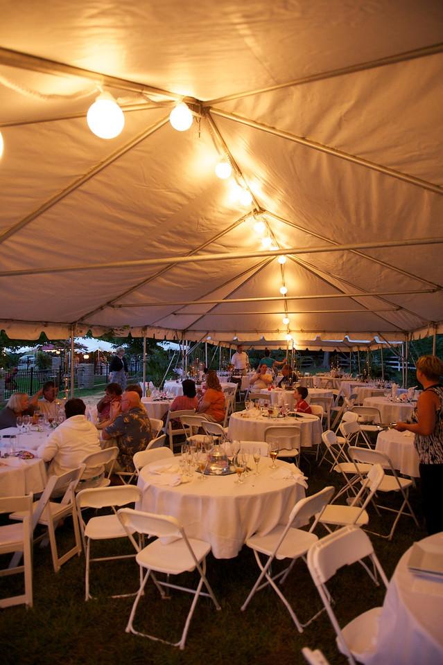 Gager Tent Setups