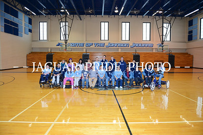 Johnson Special Olympics - February 6, 2014 - Team Photo