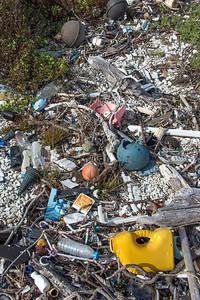 Marine Debris Overwhelm