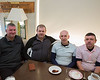 Gerry Hawes, David Hanway, Nigel McLaughlin & Thomas McDougall