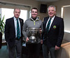 Chris Sheehy, Collins Cup Winner 2017 with Kevin & Peter