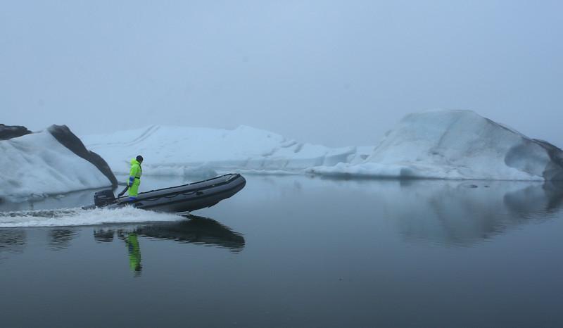Η Λιμνοθάλασσα Jökulsárlón