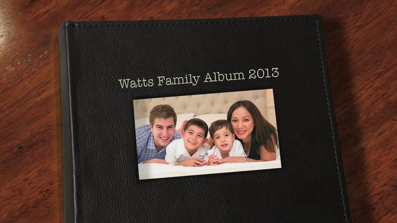 WattsFamilyPortrait2013