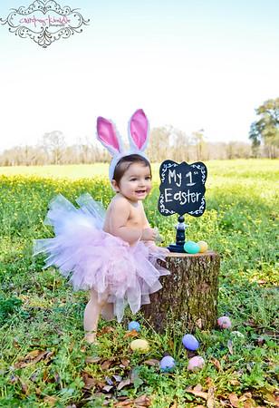 Jolie- 1st Easter