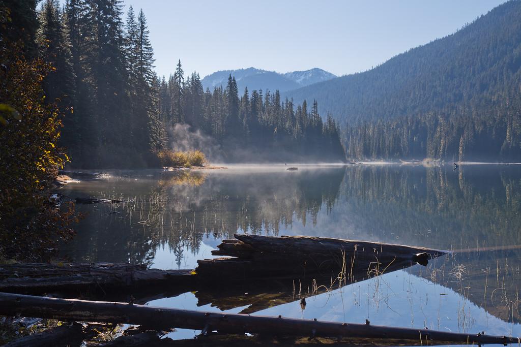 Wilderness Fall Morning