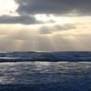 Pacific Ocean off Cape Lookout, Oregon.