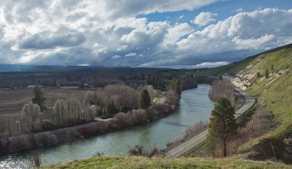 The Greening of the Yakima River Valley