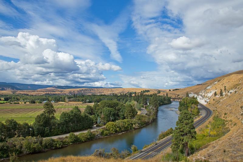Yakima River in September