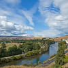 Yakima River in September