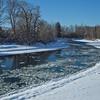Yakima River Freeze-Up