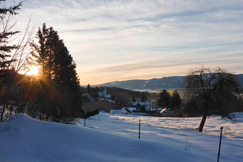 Roslyn Sunrise